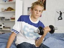 Exercices de musculation pour 15-Year-Olds
