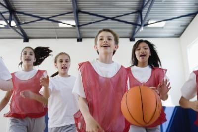 Middle School Basketball Tryout Perceuses