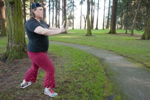 Tai Chi Exercices Avec Visual Step-by-Step Instruction