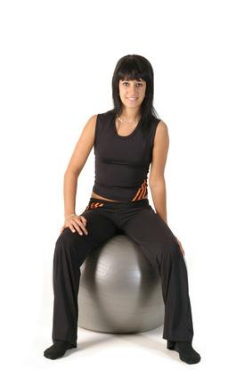 Exercices cheval Equitation et Balance Ball