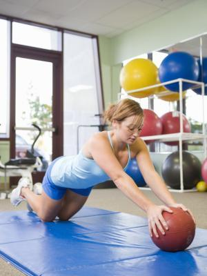 Exercices Medicine Ball Ab