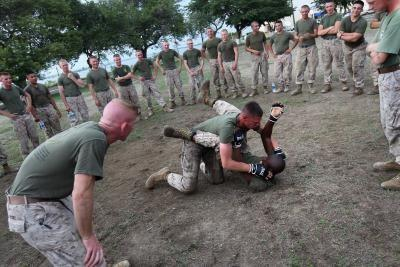 Formation Marine Corps Recruit Fitness