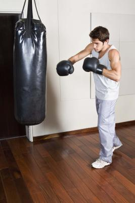 Comment construire Muscle Mass boxe