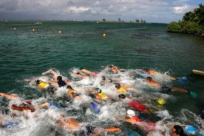 Distance Triathlon international de formation