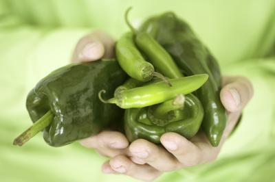 Comment griller poblano Peppers
