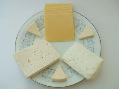 Fromage de soja contre Real fromage