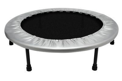 Trampolines ronds Vs.  Rectangle