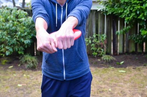 Discus Exercices Throwing