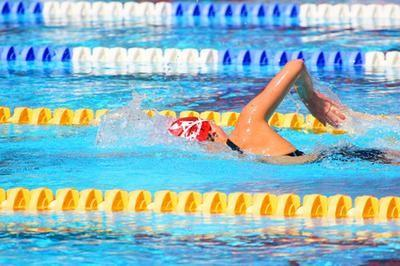 Quels muscles t piscine exercice?