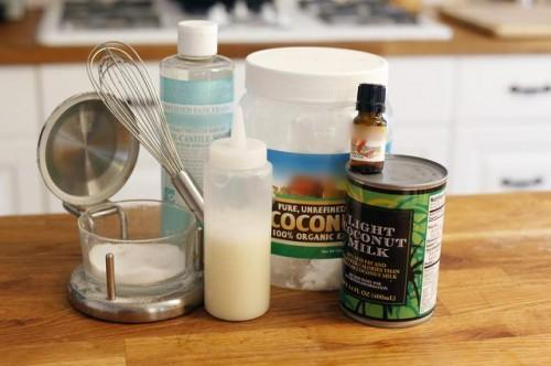 Comment faire Coconut Shampoo