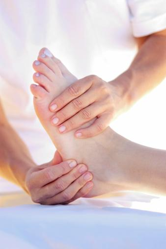 Pied Drop & Physical Therapy: Spasmes